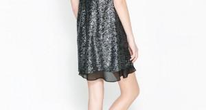 Robe a paillette - Zara