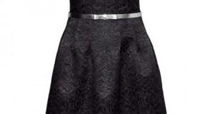 Robe en tissu jacquard - H&M