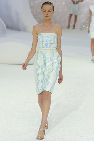 Chanel Spring Summer 2012