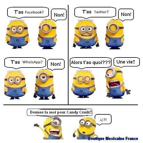 Candy Crush Saga Minions