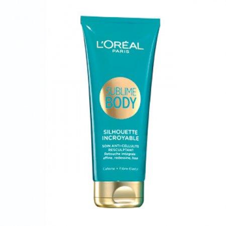 l'oréal creme anti cellulite