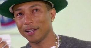 Pharrell en larmes chez Oprah Winfrey