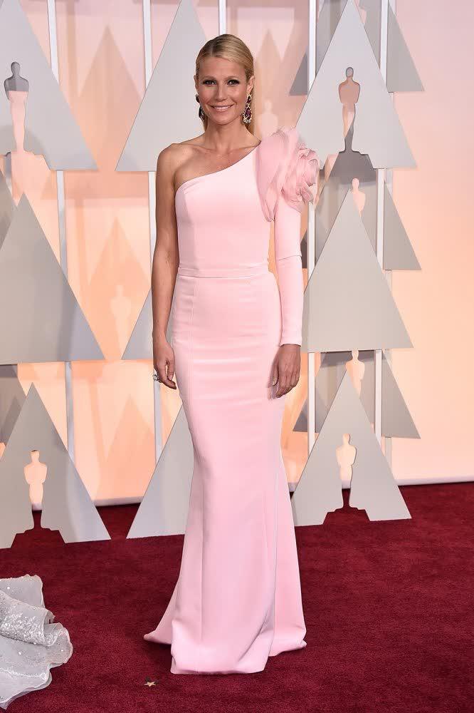 Gwyneth Paltrow aux Oscars 2015