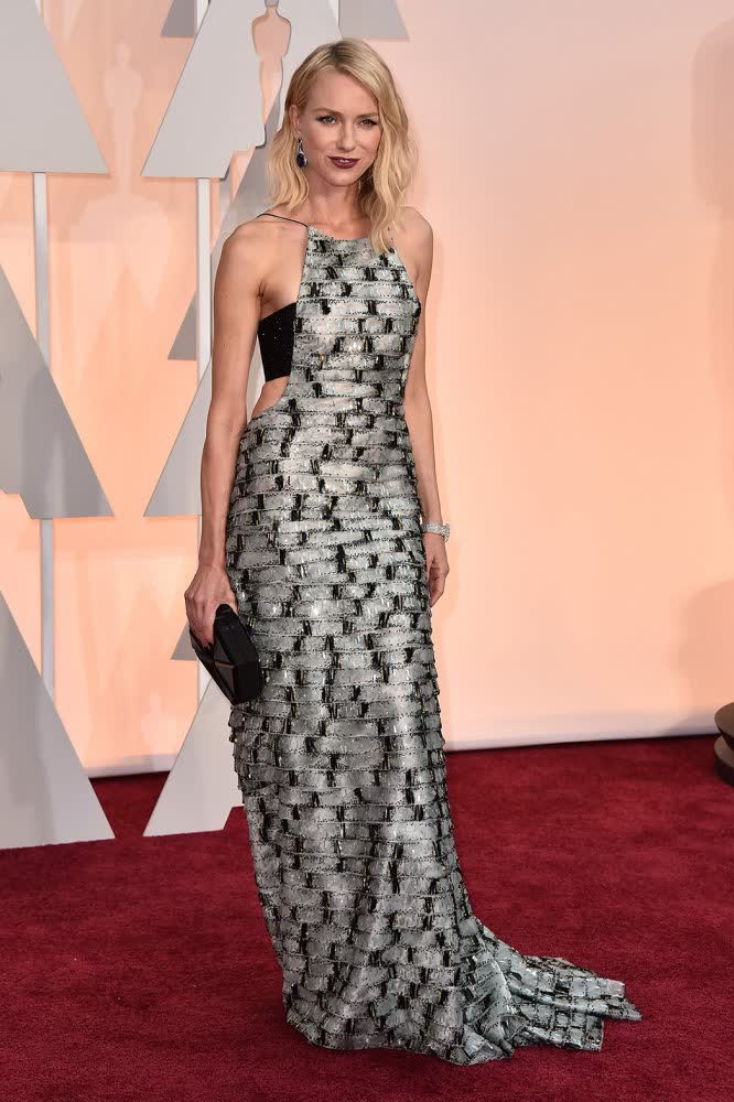 Naomi Watts aux Oscars 2015