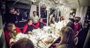 Sky Dinner : restaurant gastronomique dans un téléphérique