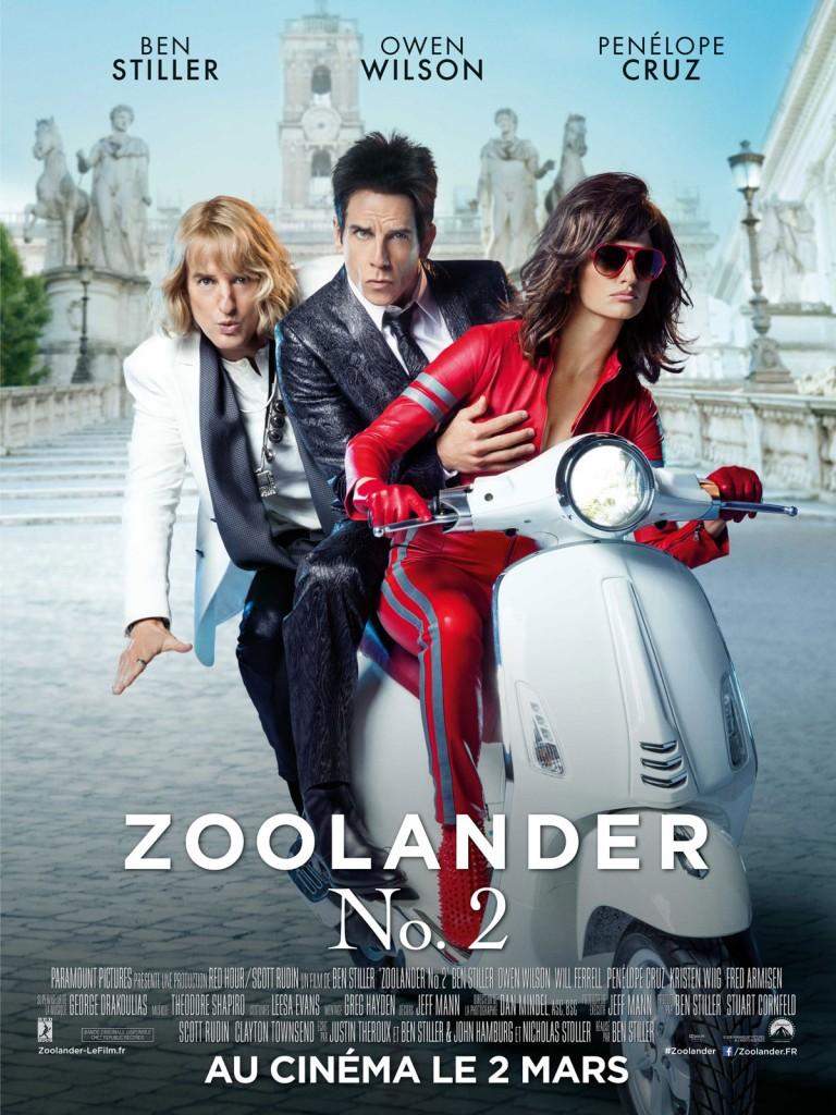 zoolander 2 au cinéma avec Ben Stiller