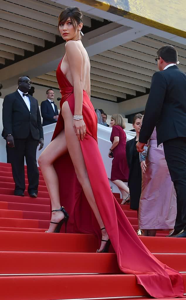 Magnifique Balla Hadid au Festival de Cannes 2016