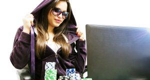 La tendance femme qui joue en ligne au casino, ça fait du bien !