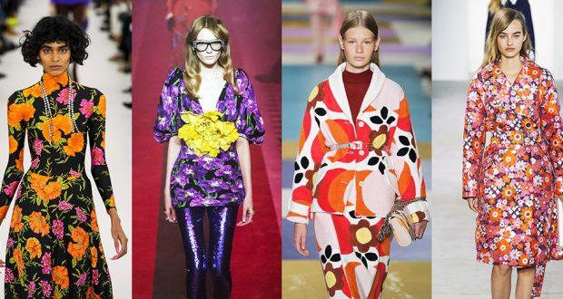 Mode femme printemps été 2018