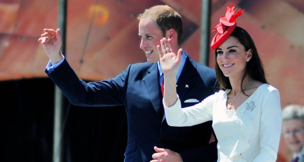 Kate Middleton et le Prince Harry