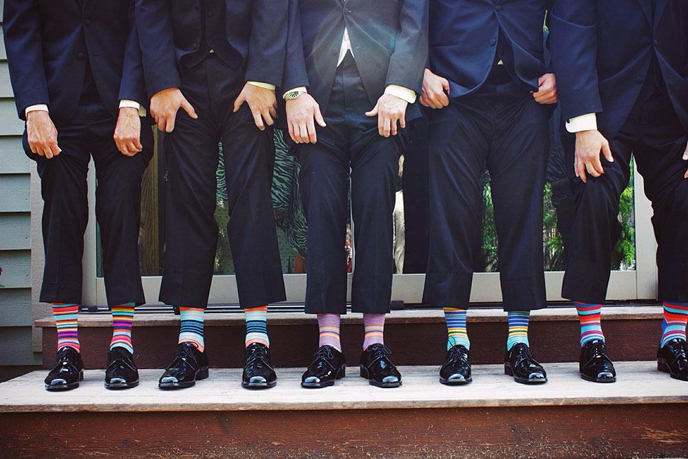 Chaussettes de mode pour hommes et femmes